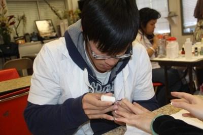Sinh viên cũng chọn Nails để làm thêm tăng thu nhập