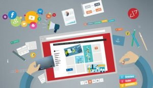 Thiết kế giao diện blog - website theo yêu cầu