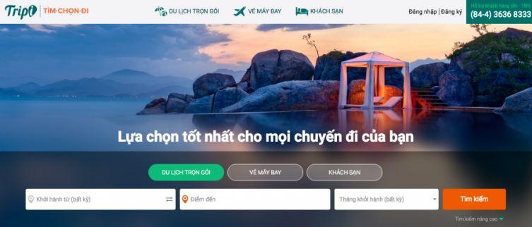 Vì sao cần thiết kế giao diện website du lịch