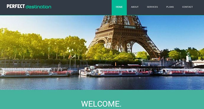 Lợi ích của thiết kế giao diện website du lịch