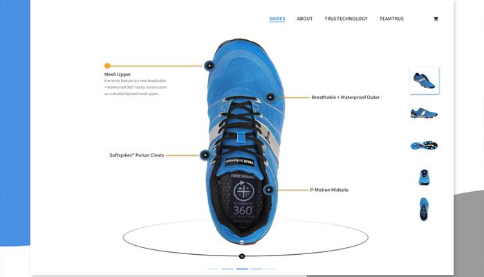 Ưu điểm của website 3D so với website thông thường
