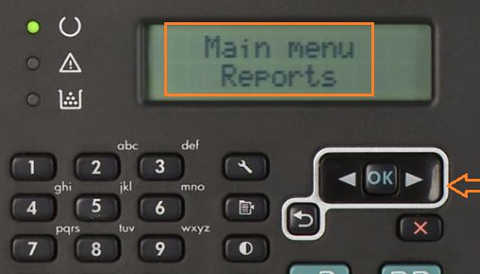 kiểm màu máy in trên màn hình LCD