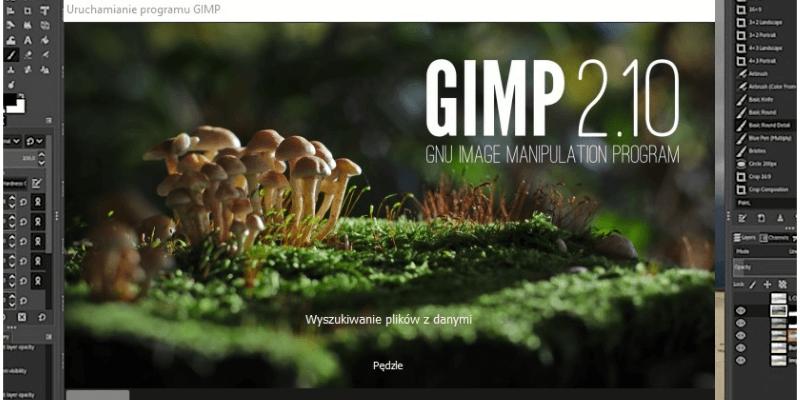 phần mềm thiết kế giao diện website gimp