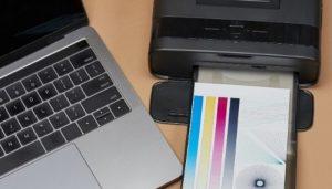 Hướng dẫn test màu máy in chi tiết - Khắc phục tượng in sai màu