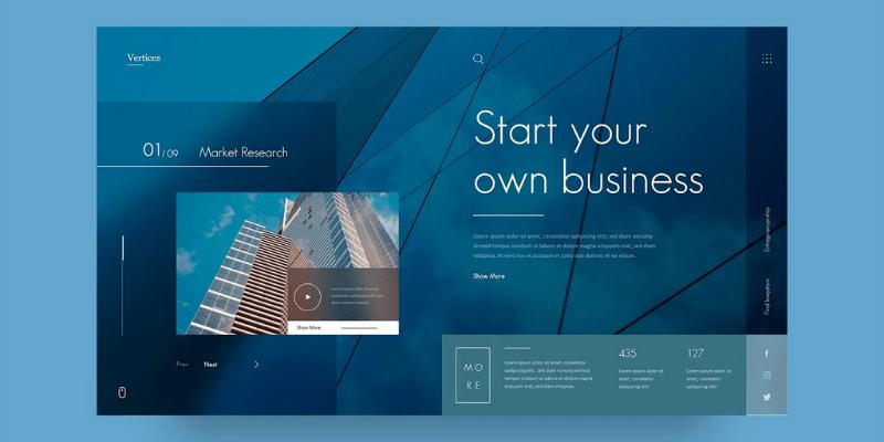 phần mềm thiết kế giao diện website